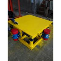 Wholesale High capacity concrete mould vibrating table for sale from china suppliers