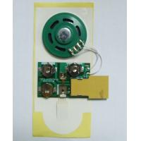 Wholesale Mini waterproof custom voice push button Recordable Sound Module chip from china suppliers