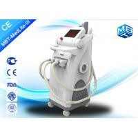 Wholesale Multifunctional 3 in 1 SHR IPL Hair Removal Machine / ND YAG Laser Tattoo Removal Machine from china suppliers