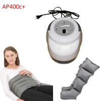 Wholesale 400c Air Compression Leg Massager AC220V / 110V White / Grey 3 Modes CE Approved from china suppliers