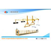 Wholesale Customized Suspended Working Platform from china suppliers