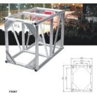 Quality Lightweight Truss Construction Silver Color Square Bolt Concert Lighting Truss for sale
