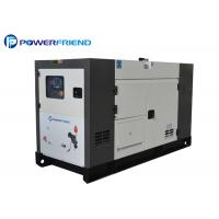 Buy cheap Ultra Silent 125kva 100kw Iveco Diesel Generator With MECC Alternator from wholesalers