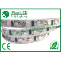 Wholesale 48 Leds / m DC5V 14.4w Addressable LED Pixel / LPD8806ic Arduino LED Flexible Strip from china suppliers
