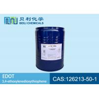 Wholesale 99.9% purity Electronic Grade Chemicals EDOT / EDT CAS 126213-50-1  near colorless to pale yellow liquid from china suppliers
