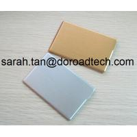 Wholesale Credit Card USB Flash Drive from china suppliers