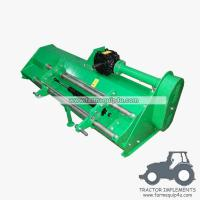 Wholesale EFGCH165 Flail Mower with Hydraulic cylinder with pto shaft from china suppliers