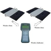 Wholesale Easy Operate Portable Vehicle Scales , Static / Dynamic Wireless Truck Scales from china suppliers