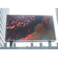 Quality Large Video LED Display Signs Outdoor LED Signs For Business Water Proof for sale