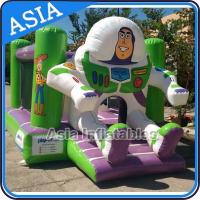 Wholesale Outdoor Inflatable Toys Bouncer Jumping Castle For Children Park Games from china suppliers