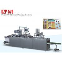 Wholesale Large Battery Tablet Blister Packing Machine Semi Automatic Blister Line from china suppliers