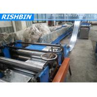 Wholesale 5.5 KW C Profile C Channel Roll Forming Machine with 15 m / min Working Speed from china suppliers