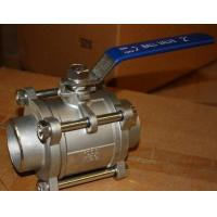 Wholesale Class 1000 WOG Full  Bore Type Ball Valve As MSS SP-110 Standard from china suppliers