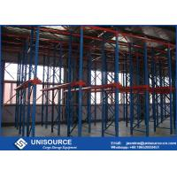 Wholesale High Density Drive In Pallet Racking Height Customized Operation By Forklift from china suppliers