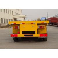 Wholesale 3 AXLES/60T TRACTOR SKELETON TRAILER,40 FOOT/ 45 FOOT CONTAINER SEMI TRAILER from china suppliers