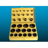 Wholesale Yellow Viton O-Ring Kits, O-Ring Box  Approved AS568 Standard  With 30 Sizes 386 PCS O-Rings Tn One Kit from china suppliers