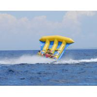 Wholesale Funny Air Sealed Inflatable Flying Fish Tube with CE / UL Certificate from china suppliers