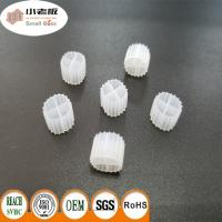 Wholesale K1 MBBR Filter Media With White Color And 900m2/m3 Suface Area 11*7mm Size from china suppliers