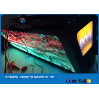 Wholesale Outdoor Waterproof IP65 P5 Ture Color Taxi LED Display 960*320mm Small Size from china suppliers