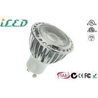 Wholesale 7W COB Recessed Narrow GU10 LED Light Bulbs Dimmable 80lm/W 4000K Daylight Lamp from china suppliers