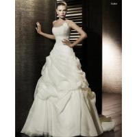 Wholesale 2013 Lovely and Sweet Wedding Dress (No. 35) from china suppliers