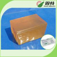 Wholesale Hot Sell Block Hot Melt Pressure Sensitive Adhesive For Packaging Express Bill Sealing from china suppliers