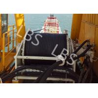 Quality Low Noise Tower Crane Winch used in Offshore Oil Drilling Platform Crane Winch for sale