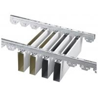 Wholesale U aluminum Profile Screen Ceiling , Professional Factory For Aluminum Linear Strip Ceiling from china suppliers