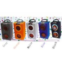 Wholesale Multi-Colore Portable Speaker Woodiness for MP3/iPhone/iPad #UK-369A (UK-369A) from china suppliers