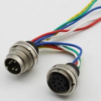 Buy cheap Antenna Connector 8P AISG M16 Circular connectors from wholesalers