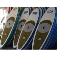Wholesale Colorful Inflatable SUP Board Easy Take With 11 Feet Long 6 Inch Thickness from china suppliers