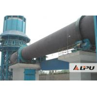 Wholesale Metallurgy Chemical Industry Rotary Kiln Dryer For Calcining Cement Clinker from china suppliers