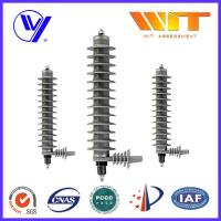 Wholesale Electrical Safety Gapless Transmission Line Surge Arrester For Buildings , Medium Voltage from china suppliers
