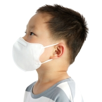 Wholesale 99.9% BFE Disposable Children Kn95 Kids Face Masks 5 Layers from china suppliers