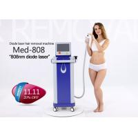 Wholesale 808nm Permanent Hair Removal Laser Machine , Unwanted Hair Removal Machine from china suppliers