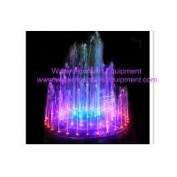 Wholesale Dia 1m Round Water Fountain Equipment / Portable Music Control Fountain SS304 from china suppliers