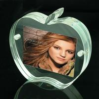 Wholesale Curved acrylic photo frame wholesale from china suppliers