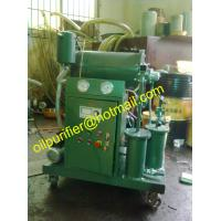 Wholesale China Oil Purifier,Cable oil purifying machine,Insulating Oil Vacuum clean degasifier system,portable oil filter machine from china suppliers