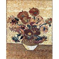 Wholesale Colourful Flower Vase Mosaic Art Patterns Mosaic Tiles For Kitchen Splashback from china suppliers