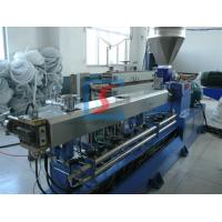 Quality Double Screw Plastic Extruder With Compact Structure And Convenient Operation for sale