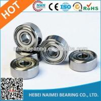 Wholesale Mini Bearing 607ZZ 607-2RS 607 Carbon Steel from china suppliers