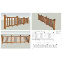 Wholesale outdoor railing OLDA-9006 1.2m*1.62m from china suppliers