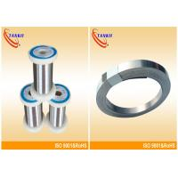 Wholesale Nicr Alloy Nichrome Wire NiCr80 / 20 Magnetic Alloy for Resistance Wire from china suppliers