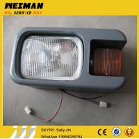 Wholesale SDLG front right headlight, 4130000543, sdlg spare parts for SDLG wheel loader LG936L from china suppliers