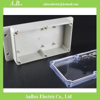 Wholesale 158*90*46mm wall mounting plastic abs electrical junction clear wall mounted electric box from china suppliers