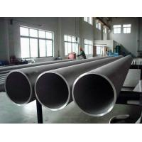 Wholesale 304L / 316L Stainless Steel Seamless Pipe For Fluid , Solid Annealed / Pickling from china suppliers