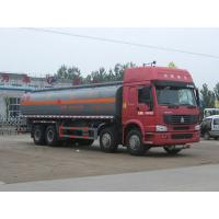 Wholesale SINO TRUK 8*4 26.5CBM chemical liquid truck for delivery pentane(CLW5310GHYZ3) from china suppliers