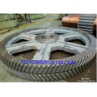 Wholesale Internal Helical Machine Parts Heavy Duty Gears / Spiral Bevel Gear from china suppliers