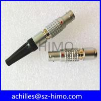 Buy cheap mini FGG.0B.302.CLAD 3 pin metal connector lemo equivalent from wholesalers