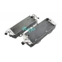 Buy cheap KTM400 / 450 / 525 / SX / MXC / EXC 03-07 Custom Motorcycle Radiator from wholesalers
